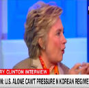 Hillary Lies About North Korea And Syria, Proves She Was The More Hawkish Choice