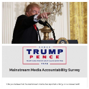 Why you should stop taking the GOP Media Accountability Survey — now.