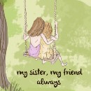 ACTUALLY, YES! I AM MY SISTER`S KEEPER