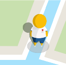 The Journey of The Google Street View Guy