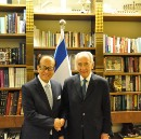 Shimon Peres and Li Ka Shing Expected to Visit STU Wednesday for Guangdong Technion Event