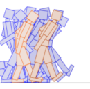 Making a robot learn how to move, part 1 — Evolutionary algorithms
