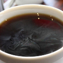The Mysteries Of White Mist On The Surface of Black Coffee