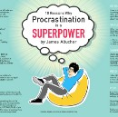 10 Reasons Why Procrastination is a Superpower [INFOGRAPHIC]