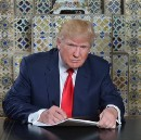 Donald Trump's 2018 New Year's Resolutions