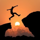 Leaping into the startup world