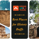 Best places for history buffs