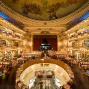 100-Year-Old Theater Is Now A Bookstore And It's Spectacular