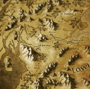 Making a map of Scotland — Lord of the Rings Style