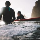 On Surfing and Startups
