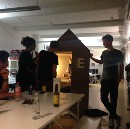 The EyeEm Photohaus: A 1 sqm house as a photo booth