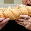 If evolution is real, why can't I fit an entire sub into my mouth?