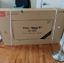 Thanks for the broken TV, Amazon