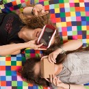 Virtual reality explained for kids