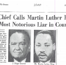 On The 50th Anniversary Of MLK's Death, Remember That The FBI Are Pure Scum