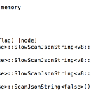 How to solve process out of memory in Node.js
