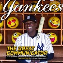 September Issue of Yankees Magazine — ON SALE, AUGUST 31