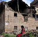 Where they live: This is what home looks like for Nepalese earthquake survivors