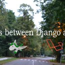 Similarities between Django and Laravel