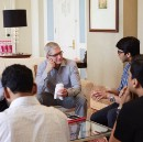 An inspiring roundtable with Tim Cook