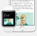 An exploration with Apple Watch by feedly