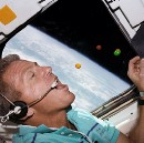 Photos: Dining in outer space with the astronauts of the world