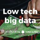 How to do big data the low-tech way