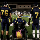 My Mom Let Me Play Football — And I May Never Walk Again