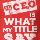 The Three Responsibilities of the CEO