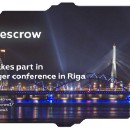 Descrow takes part in Honeybadger conference in Riga