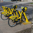 Solving Graph Problems with City Bikes of Helsinki