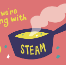 Now we're cooking with STEAM