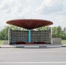 Photos: From Brutalism to folk art, Soviet-era bus stops crush the myth of Communist homogeneity