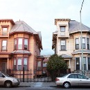 Two Homes Diverged on an Urban Street