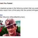 My Blair Mountain video was removed.