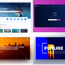 Best of Web Design in January 2018