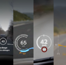Heads Up! Designing Meaningful Car Windshield Displays