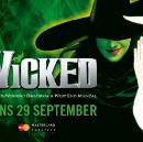 บินไปดู Wicked The Musical @ Singapore