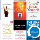 My Favorite Books for Starting & Scaling Up