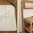 My First Side Project of 2016: Building a Workbench
