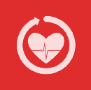 Clue pilot study results: Resting heart rate changes during the cycle
