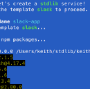 """Build a """"Serverless"""" Slack Bot in 9 Minutes with Node.js and StdLib"""