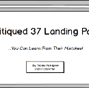 I Critiqued 37 Landing Pages: You Can Learn From Their Mistakes
