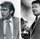 A key tip on a story about Donald Trump's underworld connections came from Trump himself