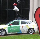 An interview with a Google Street View driver