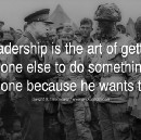 Does your organization develop leaders?