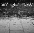 Gather your raindrops