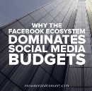 The Facebook Ecosystem Dominates Social Media Budgets {research}