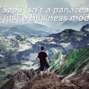 SaaS is ripe for disruption