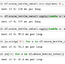 5 methods to remove the '$' from your data in Python, and the fastest one